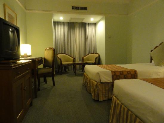 โรงแรมรามานาไซ่ง่อน: 部屋