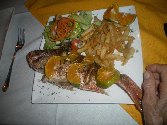 Restaurante Las Olas : Red Snapper