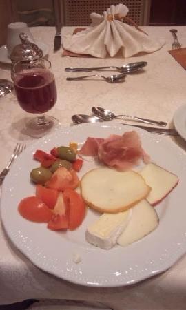 Barocco Hotel: 朝食