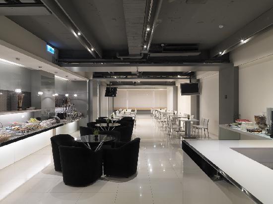 Dandy Hotel - Daan Park Branch: Breakfast restaurant