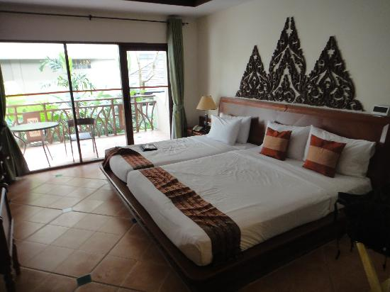 BEST WESTERN Ao Nang Bay Resort & Spa: Nice room