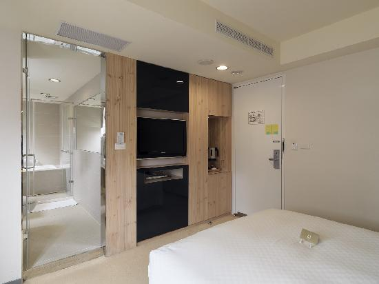 Dandy Hotel - Daan Park Branch: Deluxe Double room