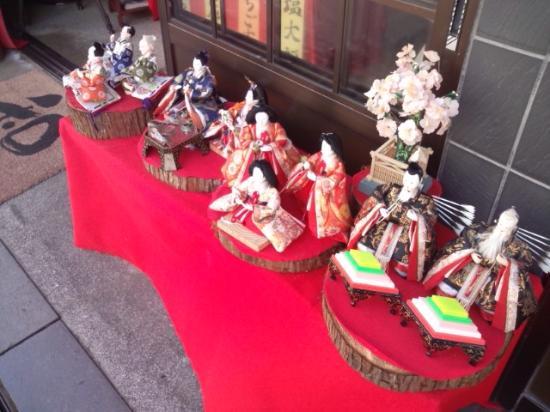 Hita, Japan: お雛様