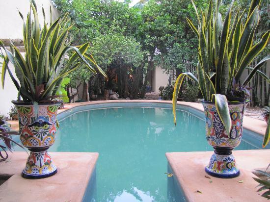 La Casa de la Puesta Del Sol: Relax By the Pool