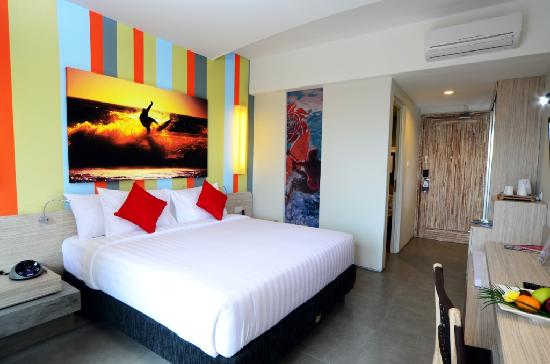 Bliss Surfer Hotel: Deluxe room