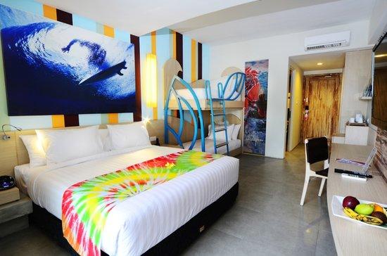 โรงแรมบลิสวายัน: Family Suites
