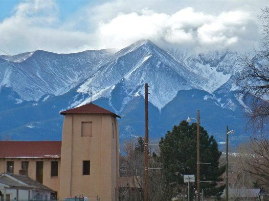 Inn at the Spanish Peaks: View from room