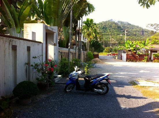 Pao Jin Poon Villas : Entrance,