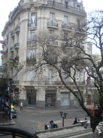 Telmho Hotel Boutique : Edificio a un costado del Hotel
