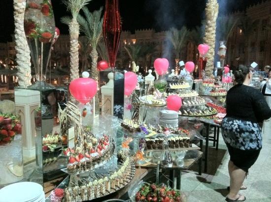 Albatros Palace Resort: valentine's day