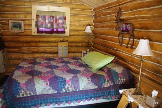 Carlo Creek Lodge: Hotelzimmer vor Bezug