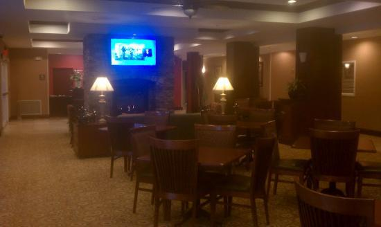 Hampton Inn Kingston: Sitting area