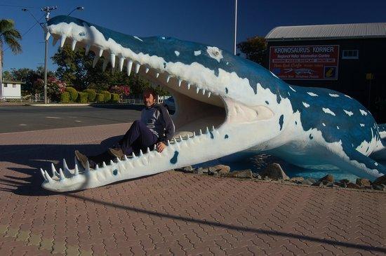 Kronosaurus Korner照片