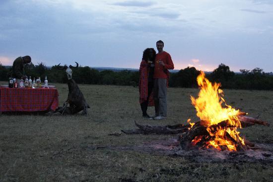 Ngerende Island Lodge: the wildbeast bar