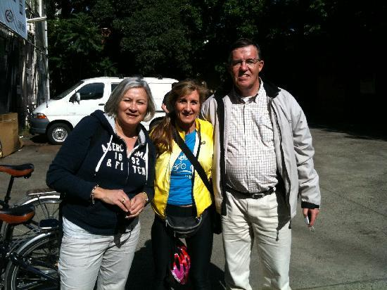 Melbourne By Bike: With Bert & Christine