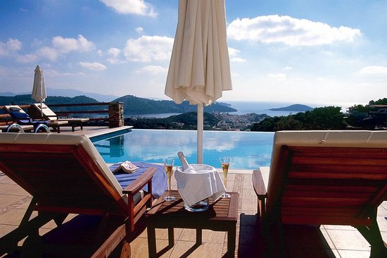 Skiathos Garden Cottages: Swimming Pool