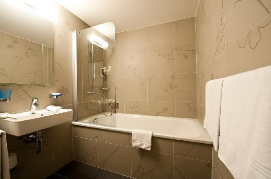 Hotel Landhaus: Badezimmer