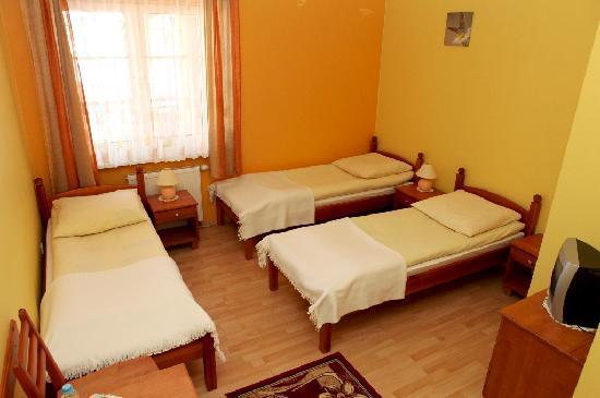 Hotelik Goldap : Triple Room