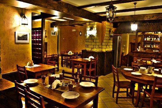 Hotelik Goldap : Restaurant INSPIRATION