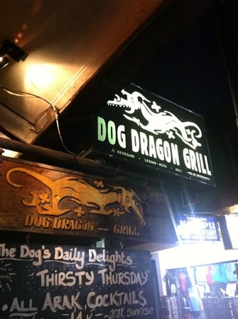 Dog Dragon Grill Restaurant