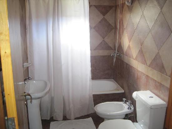 Kalenshen: Private bathroom