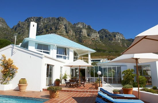 Diamond Guest House: Twelve Apostle mountain range