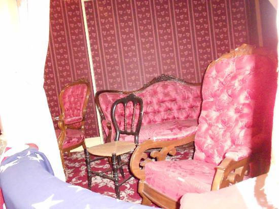 Ford's Theatre: Butaca de Lincon