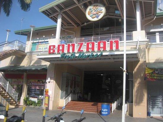 Banzaan Fresh Market
