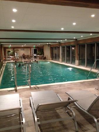 Les Manoirs de Tourgéville: pool