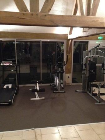 Les Manoirs de Tourgéville: fitness