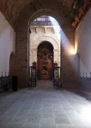 Monasterio de San Martín Pinario: San Martin Pinario