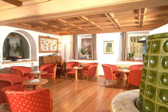 Hotel & Restaurant Alpino: Sala soggiorno