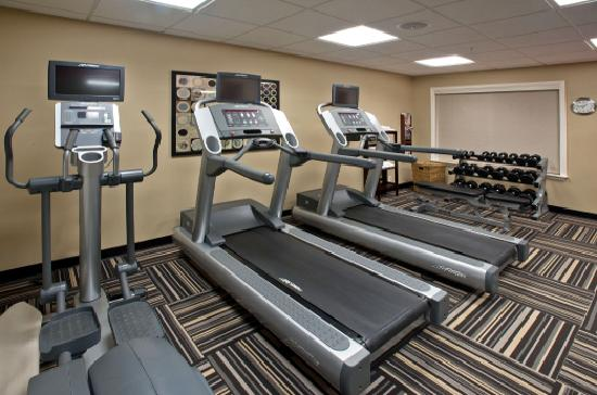 TownePlace Suites Pensacola: Fitness Center