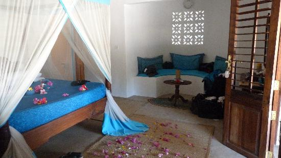 Mchanga Beach Resort: Our room