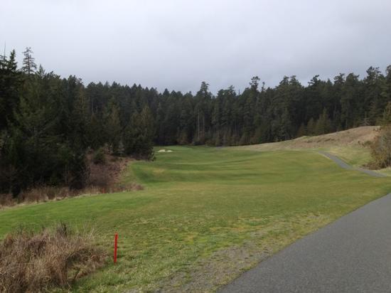 Highland Pacific Golf: what a walk
