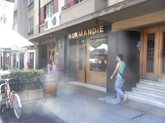 Normandie Restaurant: Normandy