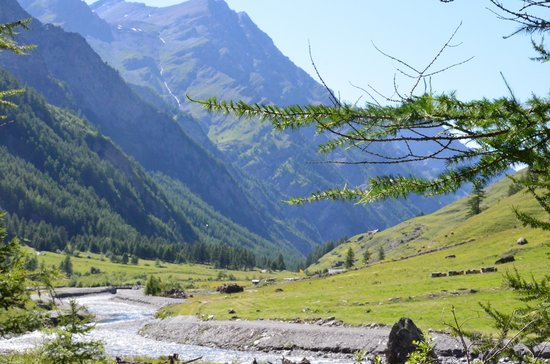Valle Argentera