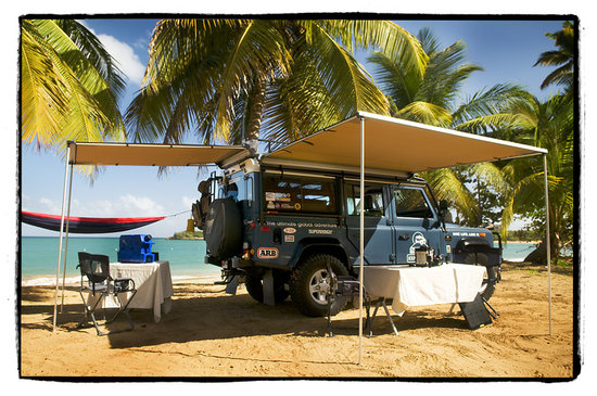 Caribbean Rovers Expeditions - Camping & Day Tours
