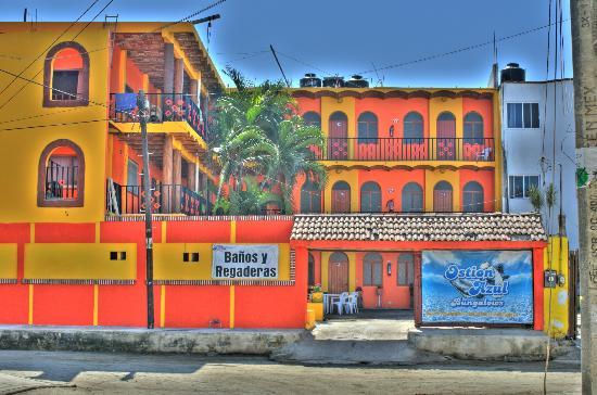 Lo de Marcos, México: Fuera del hotel