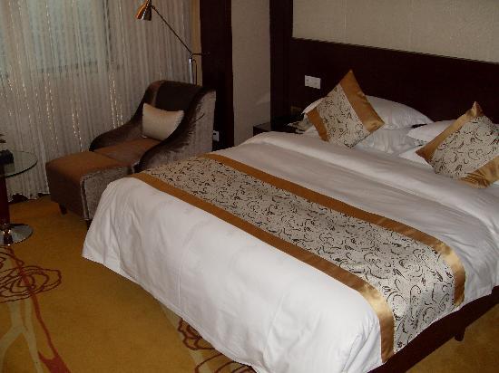 Tongdu International Hotel: Zimmerbild