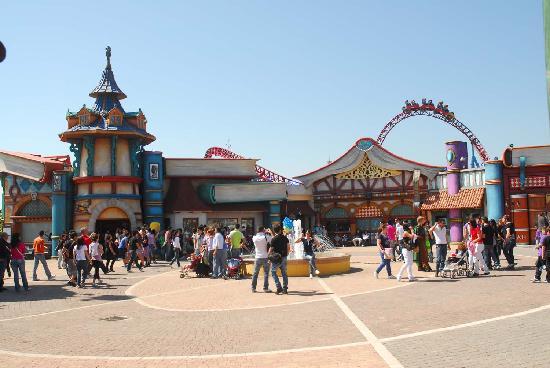 Miragica - Terra di Giganti: miragica parchi divertimeto puglia