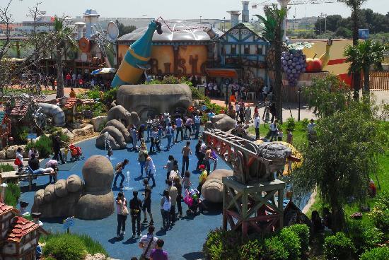 Miragica - Terra di Giganti: bagnomatto miragica parchi divertimeto puglia