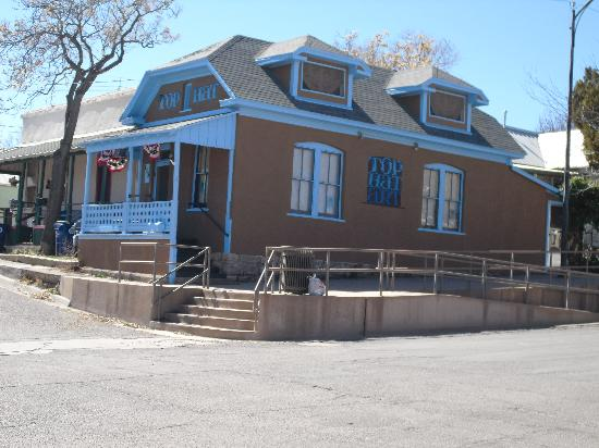 Silver City Museum : One of the colorful shops of Silver City, NM