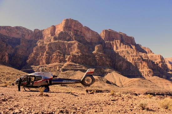Maverick Helicopters: Grand Canyon - Mustang/Maverick helicopter