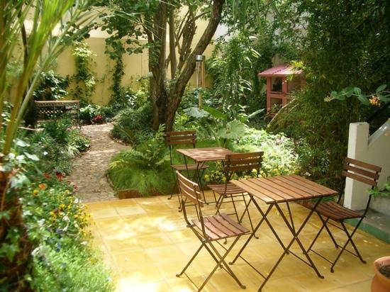 le jardin du Ty Potes