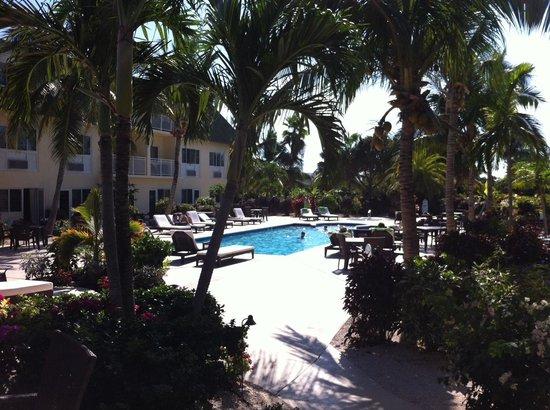 Ports of Call Resort: pool area