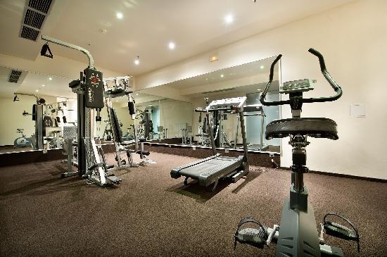 Hotel Sovereign: Fitness