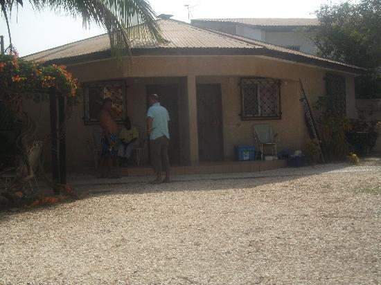 Avalon Garden Lodge: lodge
