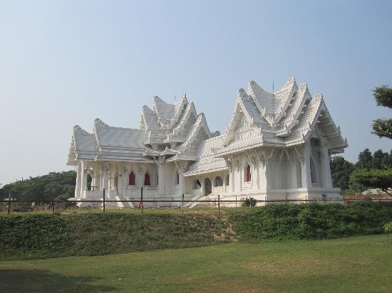 Lumbini, Nepal: thailändischer Tempel