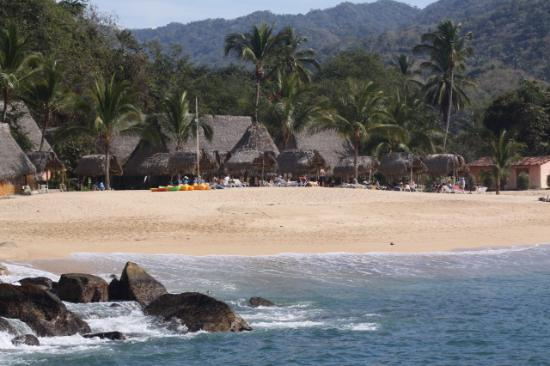 Puerto Vallarta Tours and Concierge : Yelapa......beach time
